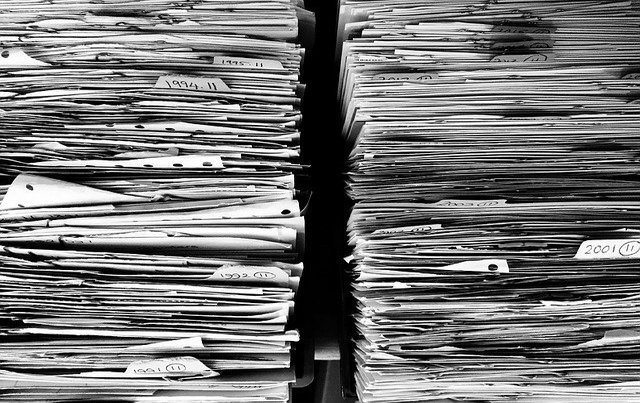 Mountaints of Paperwork